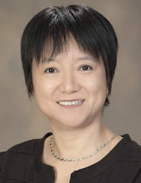 Portrait photo of Donna Zhang